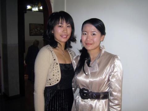 姐妹篇 - tanannie - 合久必婚