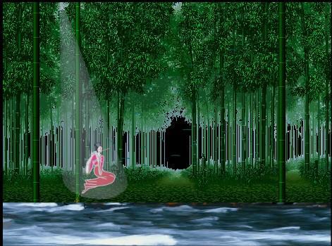 竹林深处 葫芦丝