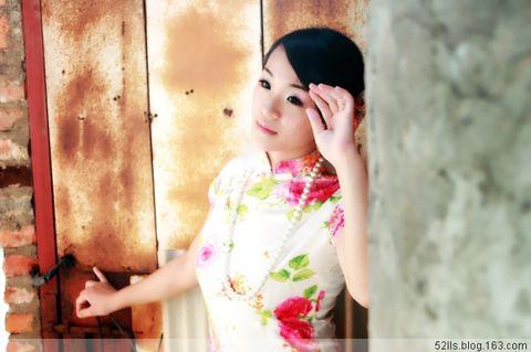 我希望我以全新的姿态面对生活 - 梁丽莎 - 梁丽莎幸福女人写真博客