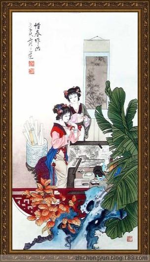 红楼[组图配诗] - chenglin1953 - 耕耘的家园