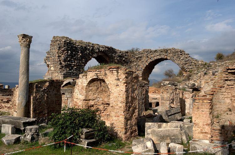 南爱琴海的风景____遗迹 - 西樱 - 走马观景