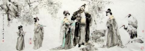 五律二首(雪霁、夫妻赏梅) - 恺撒大帝 - 恺撒大帝--闻香识女人