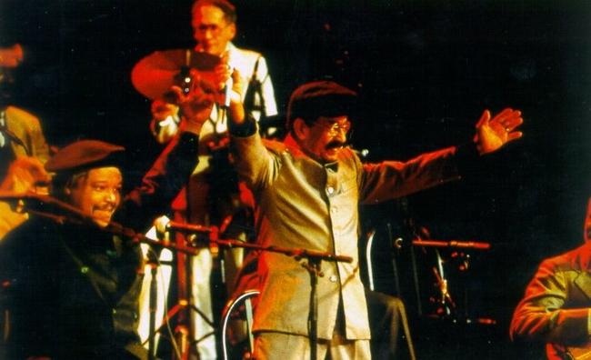 【专辑】乐士浮生录--Buena Vista Social Club  - 故事里旅行 -