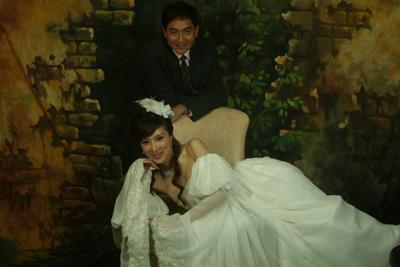 我的婚纱照 - 金巧巧 - 金巧巧的博客