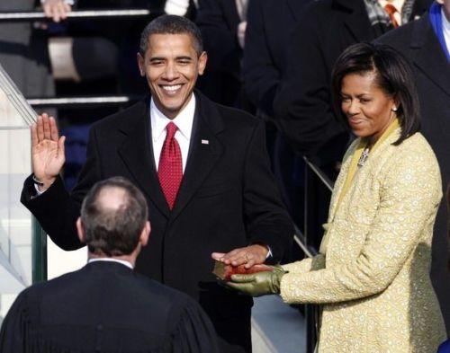 有感奥巴马就职典礼的祷告(转) - 溪边树 - 溪边树