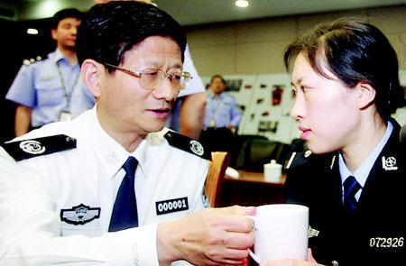 感动中国的女民警被授予公安英模称号 - 永恒苦旅 - 永恒苦旅【原创】