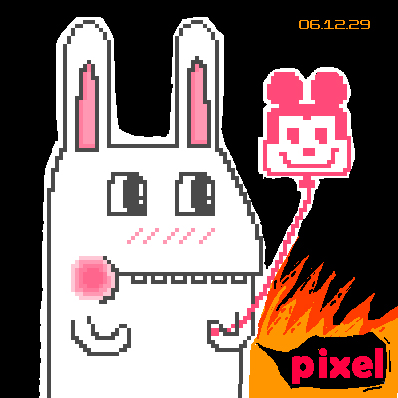 日记 [2006年12月29日] Pixel第2集 - Bobpop - 正牌东方好儿童
