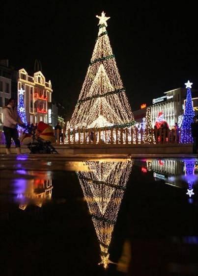 世界各国的圣诞节 (组图)(二) - 老藤 - tengxuyan 的博客