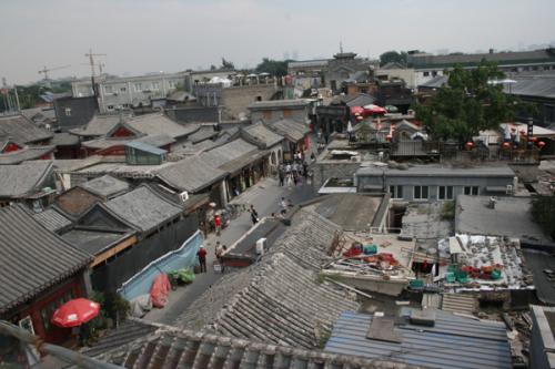 跟我一起逛逛古老又时尚的北京城 - 袁菲 - 袁菲 的博客