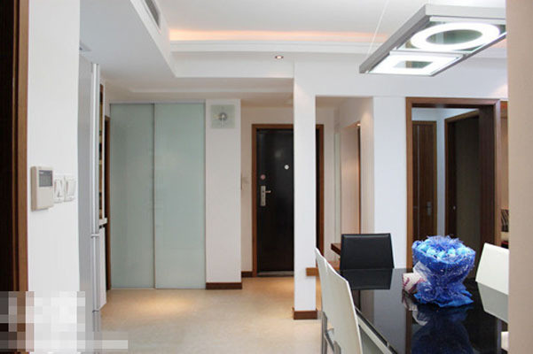 转贴 三室两厅两卫装修效果图高清图片