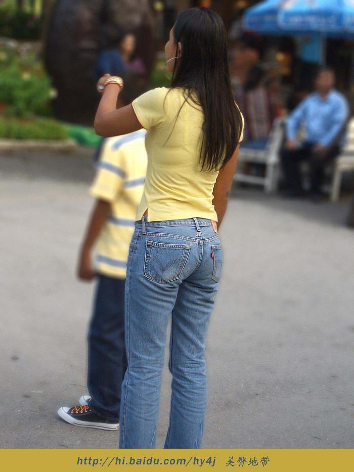 泰国牛仔翘臀MM  - 源源 - djun.007 的博客