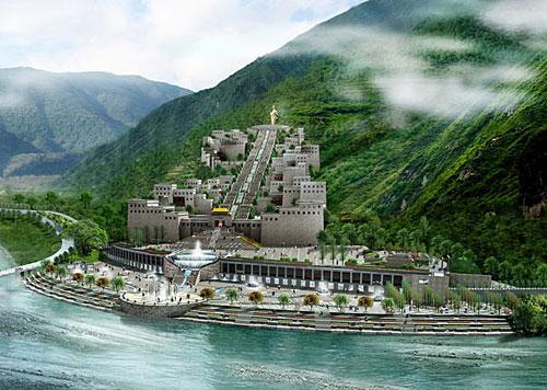 地震前的汶川竟是这么美! - 改变面貌 - 改变面貌欢迎您的到访