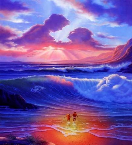 七夕的思念 【疏勒河的红柳】 - 疏勒河的红柳 - 疏勒河的红柳