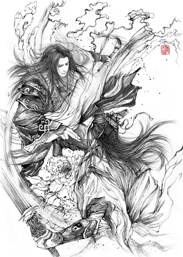 【剑侠3】万花谷PK..囧PL - 一染 - 『 引酆居 』