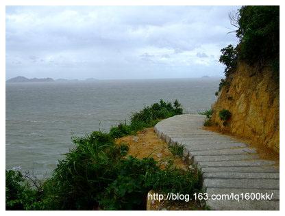 东澳岛之行(2)——风雨海岛 - lq - LQ的博客