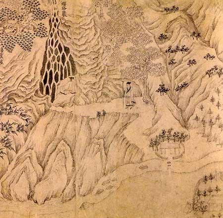 台湾故宫的镇宫之宝:历代绘画作品精选 - laoda - 风雅颂