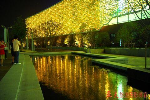 (原创)现代建筑代表作——鸟巢之三 - 高山长风 - 亚夫旅游摄影博客