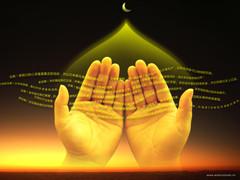 为灾区人们祈祷祝福     - 甘浚清真寺 - 甘浚穆斯林