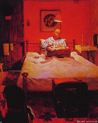 凝固在画中的时光 - 玫瑰小手 - 陶然亭