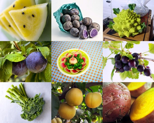 10种最给力的杂交水果蔬菜/组图