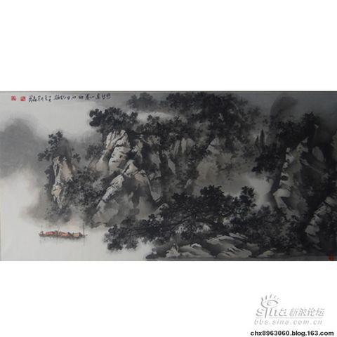 [转载] 北京盛世藏品和钓鱼台国宾馆藏品17幅 - 陈迅工 - 杂家文苑