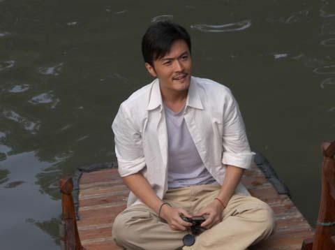 江南古镇拍摄顾导新片(1) - 于小伟 - 于小伟 的博客