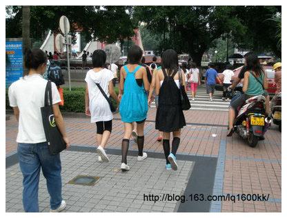 步行街散拍 - lq -