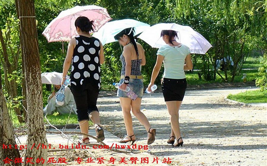 【转载】靓丽臀腿:夏日太阳伞的短裙美臀性感美腿 - 燕bb - bannichyan 的博客