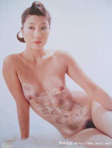 人体彩绘 - 黄生 - 欢迎光临