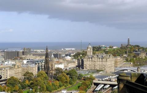 苏格兰—爱丁堡 - pwezxjg - 凝听静思