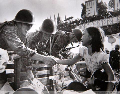 【原创】《寻找当年对越反击胜利凯旋的战友和欢迎解放军的父女》 - 马骁-v-mzm - 马骁