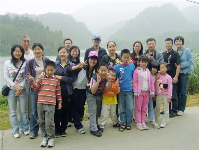 年前踏春李花溪头村开灿烂继续2.20深广二地同步出发 - julinju2008 - 邻居千色自由行