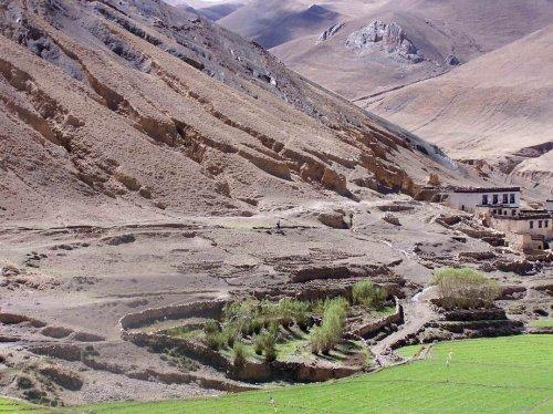 别样风情游西藏:10徒步珠峰(5) - 建龙 - 莫问回程