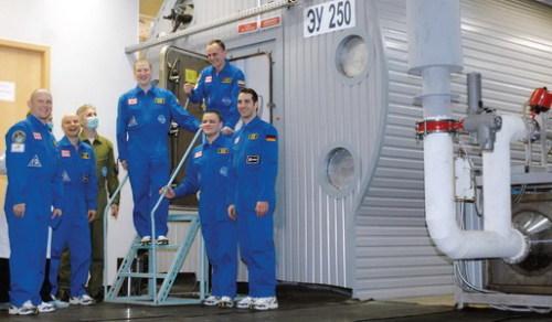 飞往火星的模拟实验 - 外滩画报 - 外滩画报 的博客