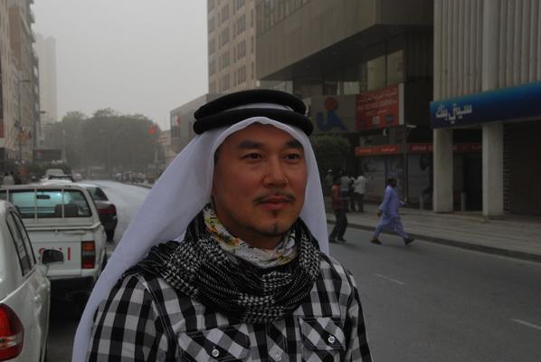【欲望中东6】亲历实拍:波斯湾城市里的沙… - 行走40国 - 行走40国的博客