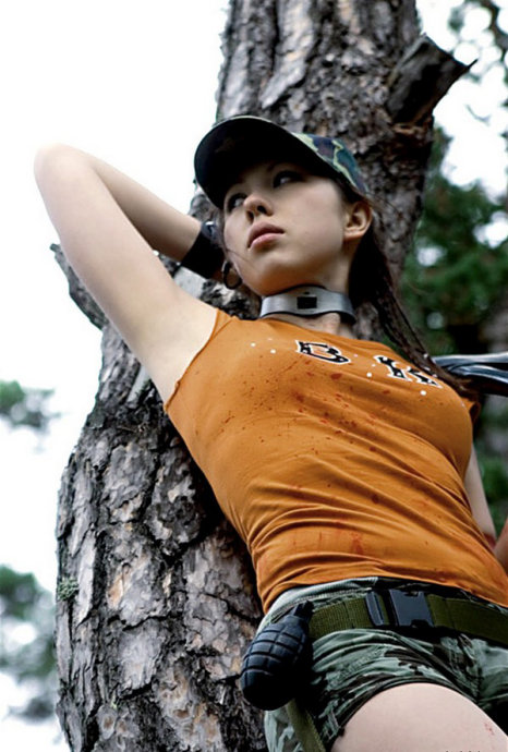 世界最佳Cosplayer美女,机甲萨姆斯COS堪称经典(组图) - 刻薄嘴 - 刻薄嘴的网易博客:看世界