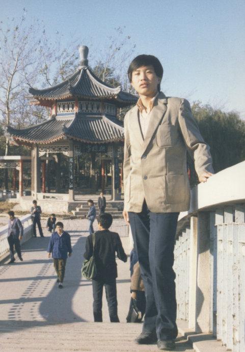 回母校天津大学前发几张大学旧照 - 刘继兴 - 刘继兴的BLOG