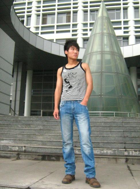 新生代帅哥男模——于洋(10幅美图) - rjxkfi258 - rjxkfi258的博客