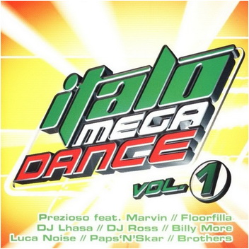 VA_-_Italo_Mega_Dance_Vol.1~~4 - 意大利铁匠 - 分享劲爽节奏--XINBO21