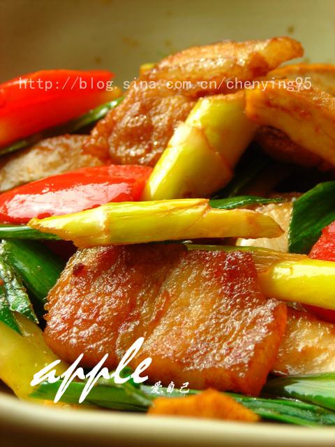 精选25道菜妆点端午节的餐桌:看我如何改版回锅肉 - 可可西里 - 可可西里