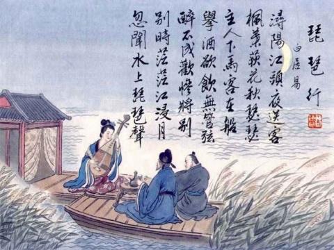 古诗词音画欣赏(一) - 雪劲松 - 雪劲松的博客