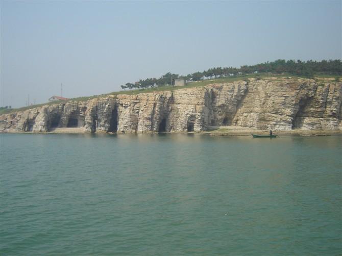 在不同的角度拍黑山岛  - 黑山喜聚渔家乐 - 黑山喜聚渔家乐欢迎您!