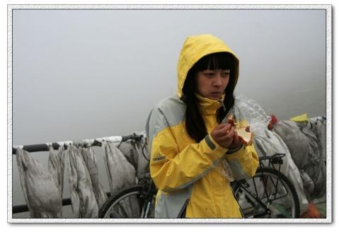 中秋节又骑上了折多山 - 老爷车 - 老爷车的博客