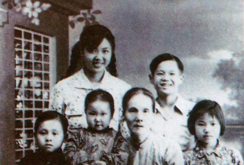 全家支边的特殊家庭--两户合一(之一) - 摩登老太 - 摩登老太的博客