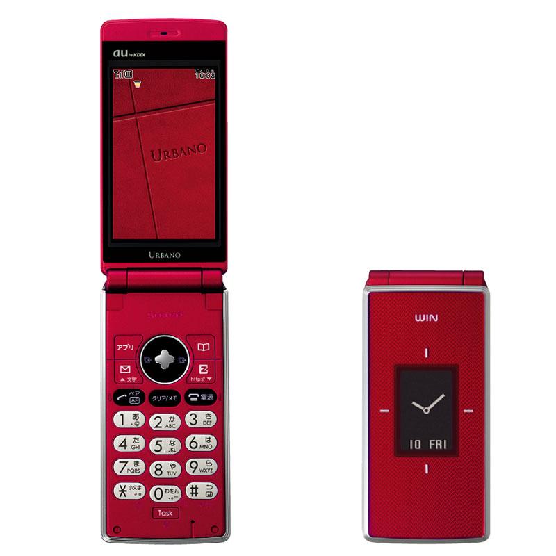 au URBANO(夏普) - 只谈日本手机 - 只谈日本手机 国内首个日本手机专属频道