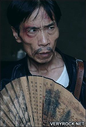 《地下交通站》里唯一和摇滚沾边的角色:贾队长 - 老范 - 老范的博客