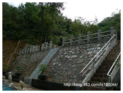 五桂山又一山水泳池——康乐山水泳池 - lq - LQ的博客
