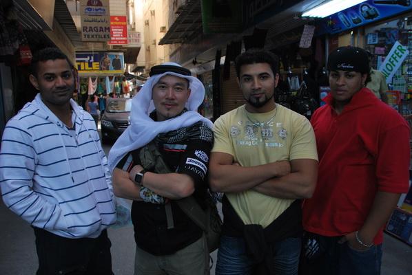 回头率最高的沙特花胡子帅哥 - 行走40国 - 行走40国的博客