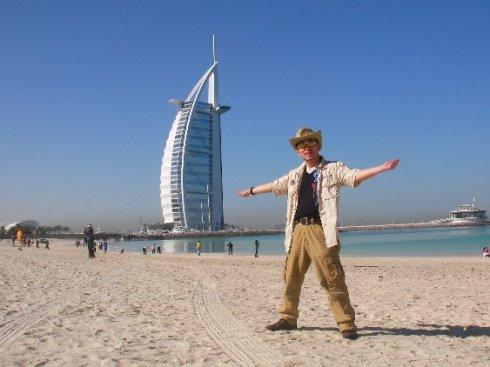 看看迪拜危机中有啥便宜可以捡? - 行走40国 - 行走40国的博客