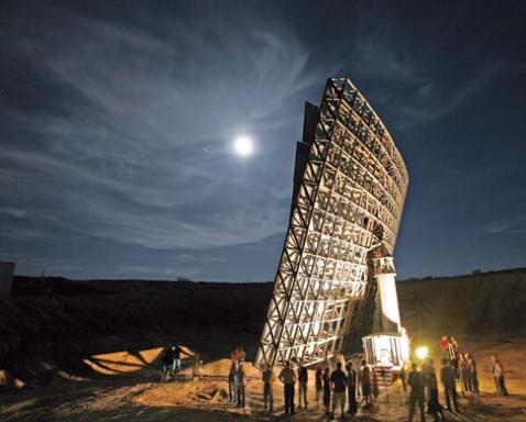神奇的月光采集器(图) - 月亮飞船 - 欢迎光临月亮飞船的博客